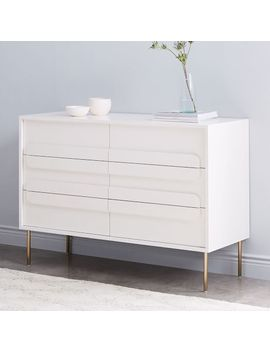 Gemini 6 Drawer Dresser by West Elm