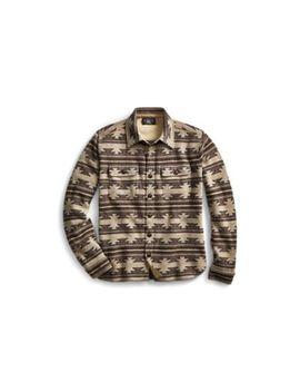 Knit Wool Cashmere Workshirt by Ralph Lauren