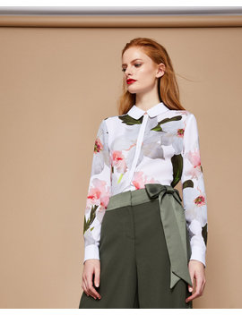 Chatsworth Bloom Shirt by Ted Baker