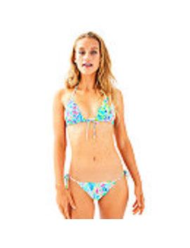 Tropic String Bikini Top by Lilly Pulitzer