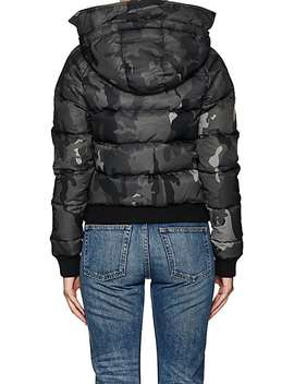 Celeste Down Quilted Bomber Jacket by Rossignol