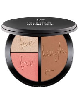 It Cosmetics Your Most Beautiful You Anti Aging Palette by Qvc