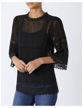 Lillian Victoriana Top by Monsoon
