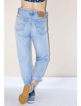 Vintage Premium 80's Denim 501 Jeans by Levi's