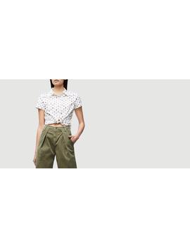 shrunken-short-sleeve by frame