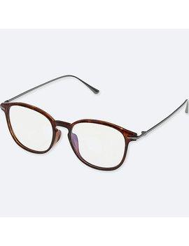 Boston Combination Clear Sunglasses by Uniqlo