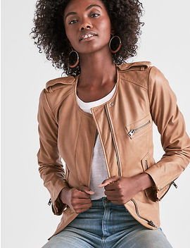 soft-leather-jacket by lucky-brand