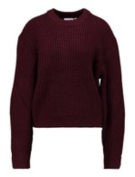 Huge Cropped   Strickpullover by Weekday