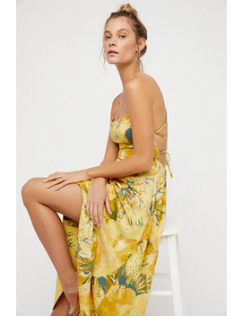 Nellie Printed Maxi Dress by Free People
