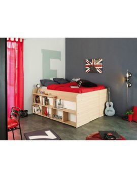 Parisot Space Up Storage Bed   Full by Parisot