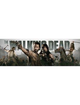 The Walking Dead   Banner Door Poster   62x21 by Gb Eye Ltd.