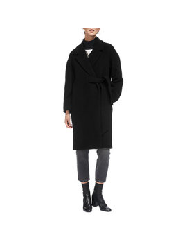 Whistles Magdelina Belted Wrap Coat by Whistles