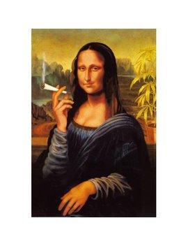 Mona Lisa   Joint Poster   X by Studio B
