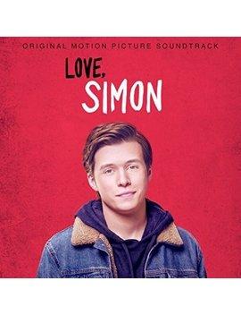 Love, Simon Soundtrack (Vinyl) by Walmart