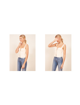 Sawyer Top by Reformation