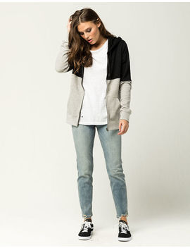 Volcom Colorblock Womens Hoodie by Volcom