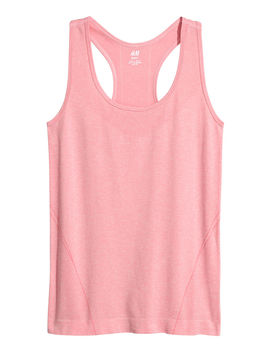 Seamless Sports Vest Top by H&M