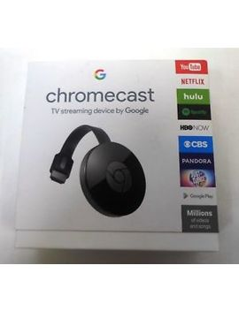 Google Chromecast Digital Hd Media Streamer   Brand New In Box by Google