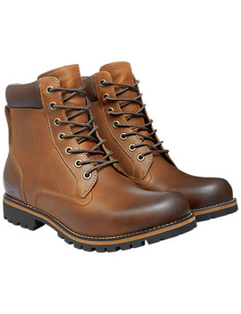Timberland Earthkeepers Rugged 6 Inch Waterproof Plain Toe Boots by Timberland