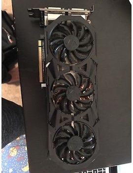 Gigabyte Ge Force Gtx 980 4 Gb Ddr5 Windforce 3 X Oc Edition by Gigabyte