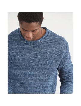 Cotton Rollneck Sweater by Ralph Lauren