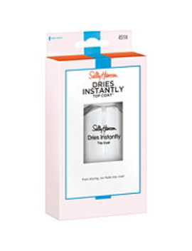 Dries Instantly Top Coat by Sally Hansen