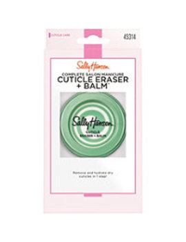 Salon Manicure Cuticle Earser + Balm by Sally Hansen