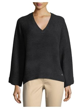Cozy Bell Sleeve Sweater by Michael Michael Kors