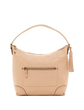 Leather Saddle Hobo by Cole Haan