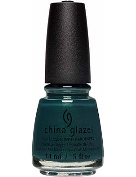 Color:Baroque Jungle (Emerald Green Shimmer) by China Glaze