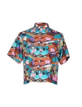 Patterned Shirt by Prada