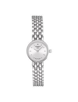 Tissot T0580091103100 Women's Lovely Bracelet Strap Watch, Silver by Tissot