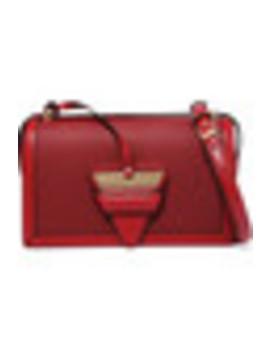 Barcelona Textured Leather Shoulder Bag by Loewe