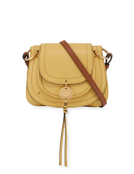 Susie Pebbled Mini Crossbody Bag, Yellow by See By Chloe