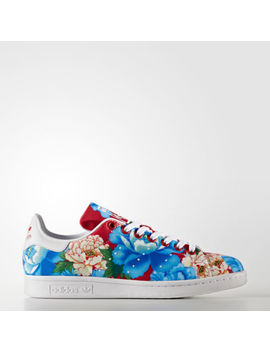 New Adidas Women's Originals Stan Smith Shoe Bb5158 Floral Us Size 5.5 by Adidas
