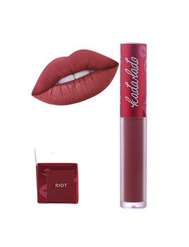Kadalado Hot Brand Waterproof Lipstick Long Lasting Liquid Matte Lipstick Pen Lip Gloss Lip Cosmetics Makeup For Women 24 Colors by Kadalado Store