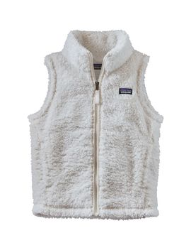 Los Gatos Fleece Vest   Girls' by Patagonia