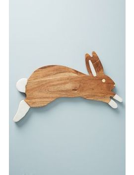 Lapin Cheese Board by Anthropologie