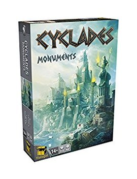 Cyclades Monuments Game by Asmodee