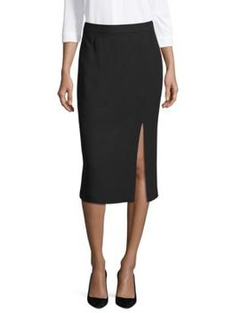 Classic Pencil Skirt by Boss