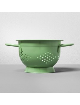 Mini Colander   Sage Green   Hearth & Hand™ With Magnolia by Hearth & Hand™ With Magnolia