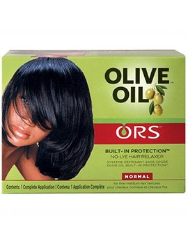 Organic Root Stimulator Olive Oil Relaxer Normal by Organic Root Stimulator