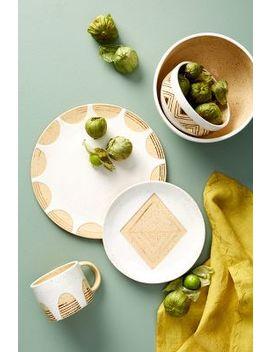 Ontario Dinner Plate by Cathy Terepocki