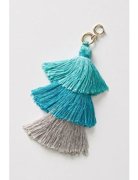 Tiered Tassel Decorative Charm by Anthropologie