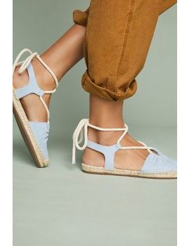 Splendid Frey Tie Up Espadrilles by Splendid
