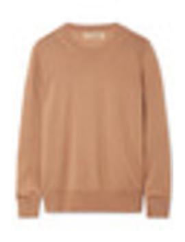 Merino Wool Sweater by Burberry