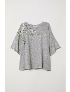 Short Sleeved Jumper by H&M