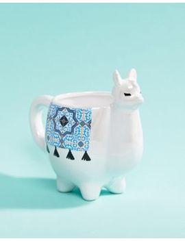 New Look Llama Mug by New Look