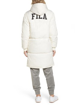 Grace Puffer Jacket by Fila