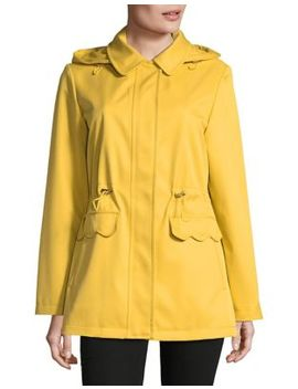 Drawstring Waist Jacket by Kate Spade New York